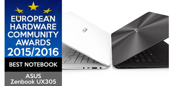 31. European-Hardware-Community-Awards-Best-Notebook-Asus-Zenbook-UX305