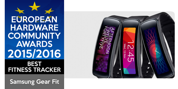 37. European-Hardware-Community-Awards-Best-Fitness-Tracker-Sport-Band-Samsung-Gear-Fit