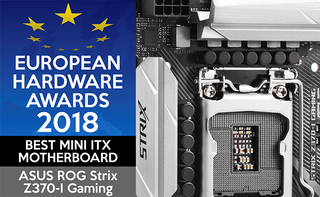 European Hardware Awards 2018 – Winners Announced – EHA